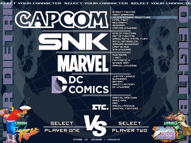 [SP] Marvel vs Dc vs SNK vs Capcom 1.0 Mm-cgof-03