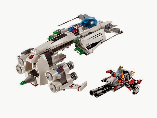5983 レゴ スペースポリス スパイクルーザー