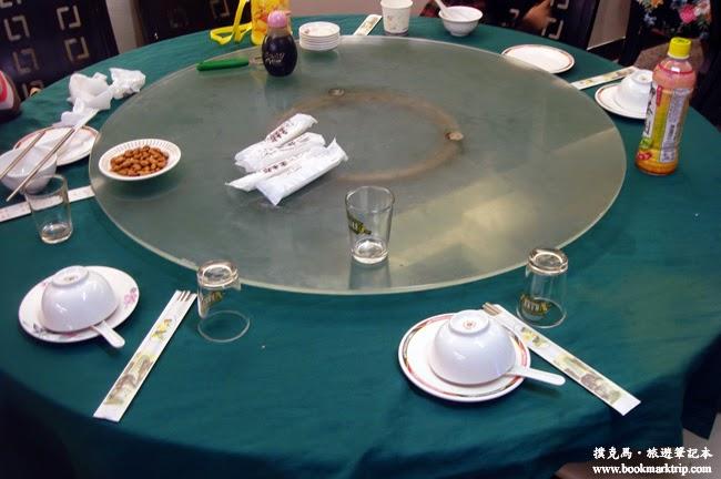 亞士都海鮮餐廳餐桌
