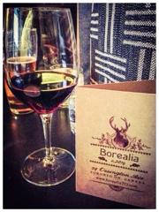 Boralia, wine