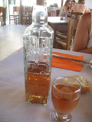 Vino griego de Naxos