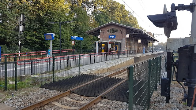 Ermelo, Station