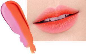 Son Laneige Two Tone Matte Lip Bar 07 Apricot Candy