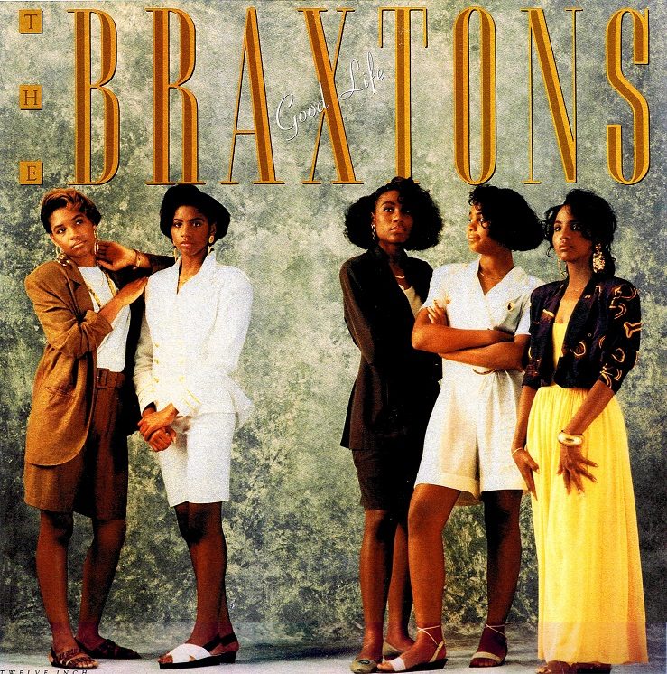 about to hate me the braxtons good life vls arista 1990
