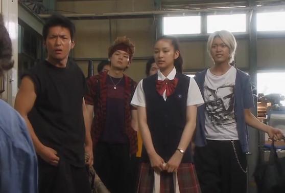 Ishida Takuya, Minami Keisuke, Furukawa Yuki, Takei Emi