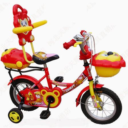 Xe đạp trẻ em thái 14 4