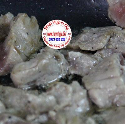 Cách làm Cá ngừ Đại Dương lúc lắc ngon như bò lúc lắc dễ làm www.huynhgia.biz