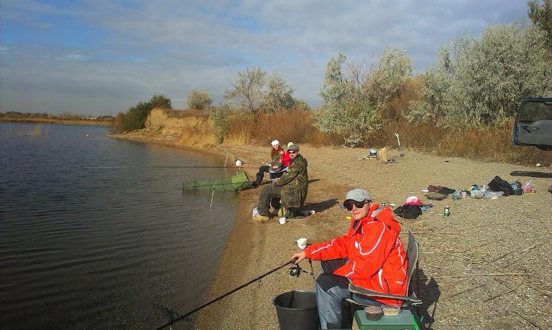 караганда разрез рыбалка