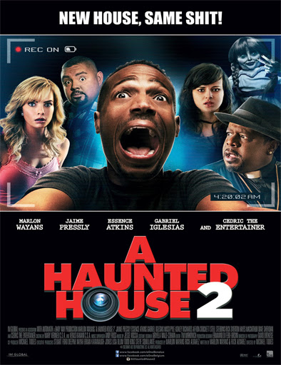 Ver Pelicula A Haunted House 2