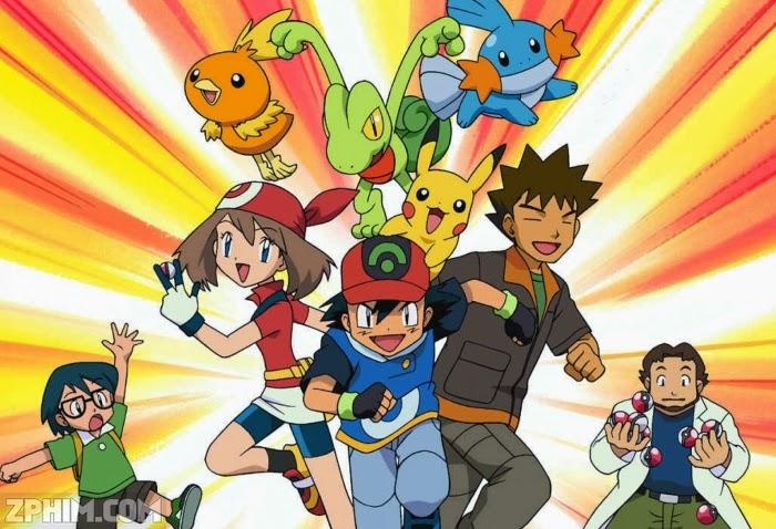 Ảnh trong phim Bảo Bối Thần Kỳ 6 - Pokemon Season 6 1