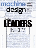 Machine Design January 2014 Cover
