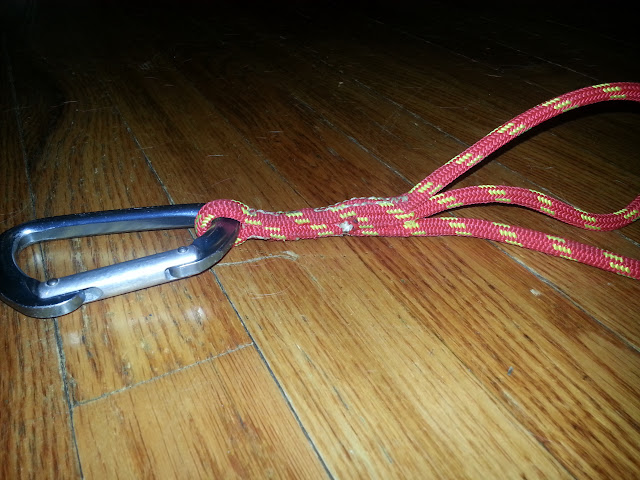 Homemade Chainsaw Lanyard | The BuzzBoard