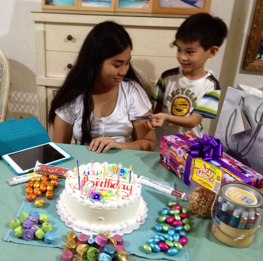 Lia's Food Journey: Happy Birthday Sophie
