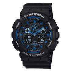 Casio G-Shock : GD-120N-1B2