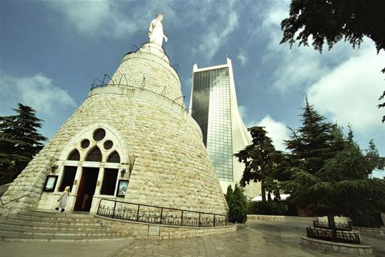 Santuario mariano ad Harissa - Libano