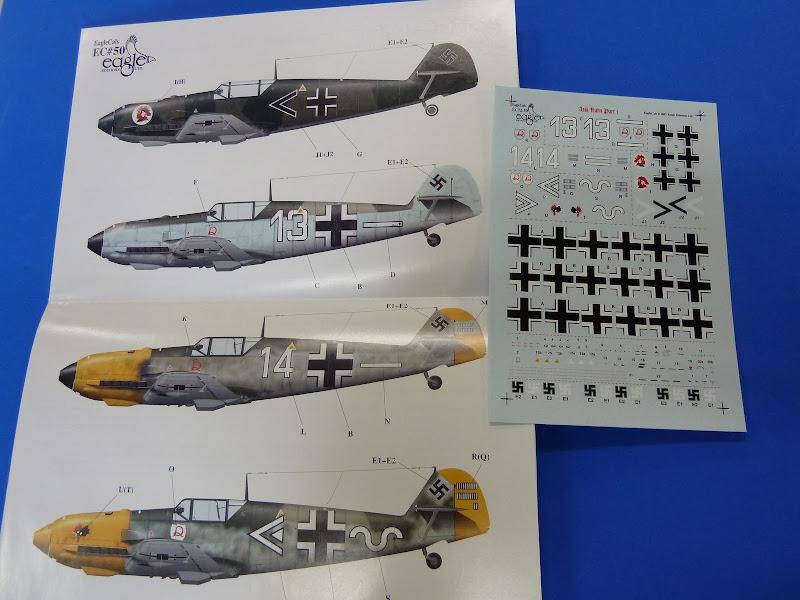 "Messerschmmit Bf 109 E-3 - Major Hans ""Assi"" Hahn P1030840"