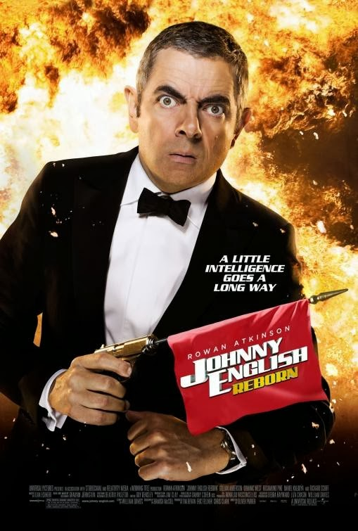 Poster Of Johnny English Reborn (2011) Full Movie Hindi Dubbed Free Download Watch Online At Alldownloads4u.Com