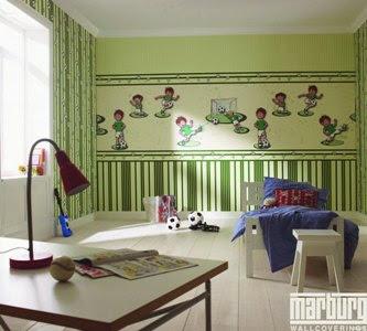 Обои дизайн комнаты