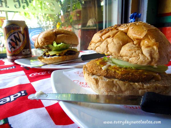 Mama Chit's Burgers