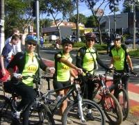 Álbum Domingueiras Bike para elas