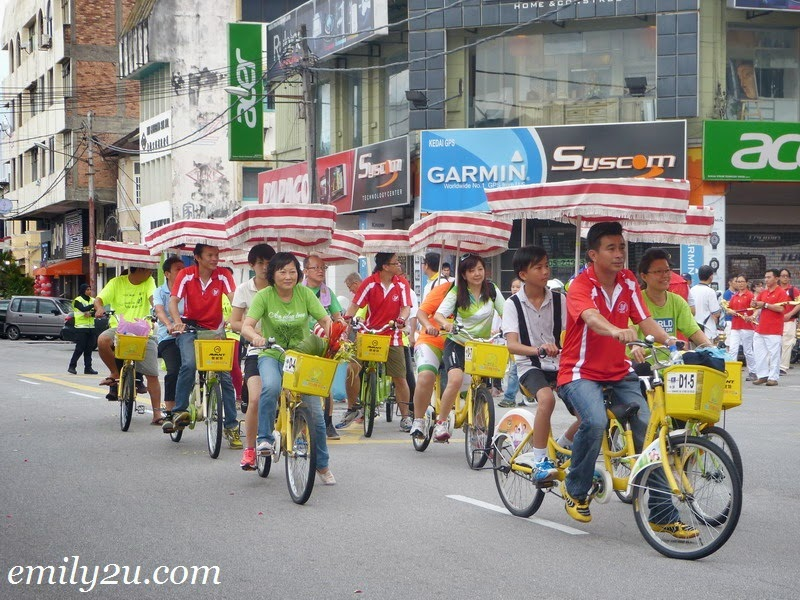 Ipoh Bicycle Rental