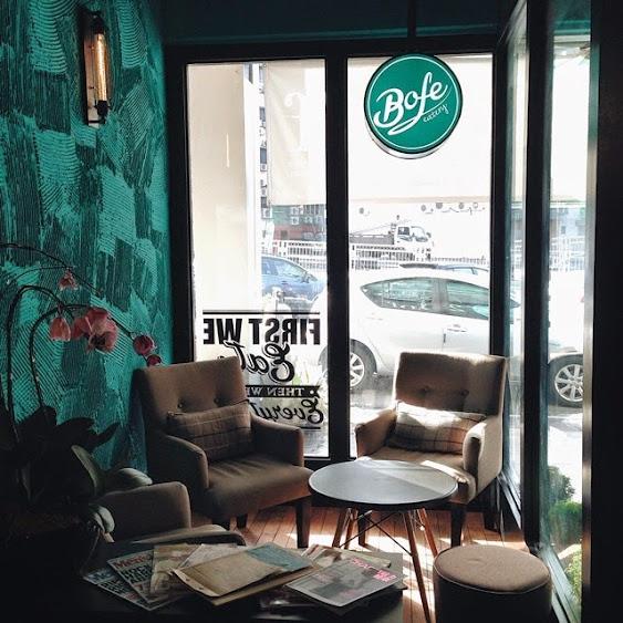 hidden cafes Bofe Eatery SS2