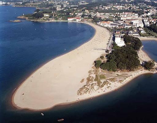 Playa de Santa Cristina - Oleiros (La Coruña)