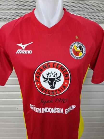 Jual Jersey Semen Padang FC 2014