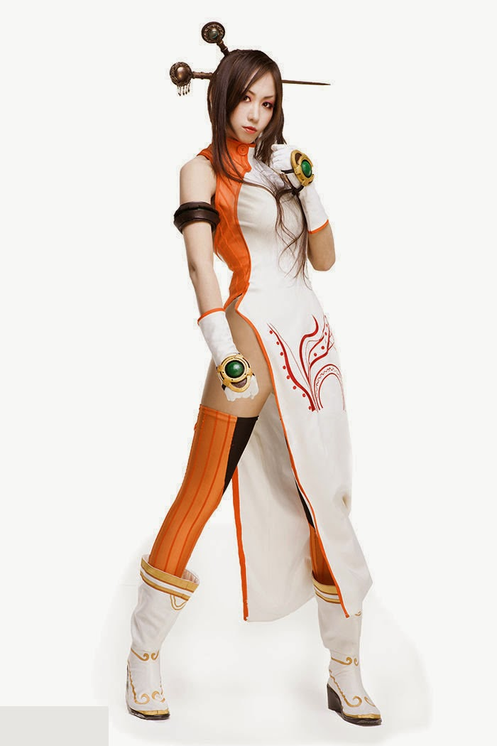 Một bộ ảnh cosplay Dungeon & Fighter Online cực chất - Ảnh 1