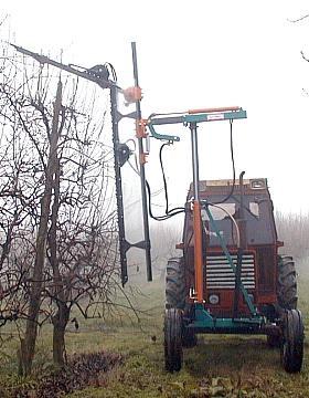 PROKLADEFTIS PROKLADEFTES ΠΡΟΚΛΑΔΕΥΤΗΣ ΔΕΝΤΡΩΝ ΤΡΑΚΤΕΡ ΕΛΚΥΣΤΗΡΑΣ ΕΛΚΥΣΤΗΡΕΣ  Προκλαδευτής Colombardo τύπου Potel Fruit για δένδρα