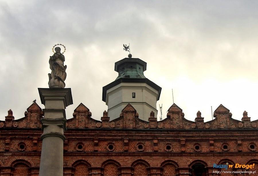 Sandomierz nad Wisłą - ratusz