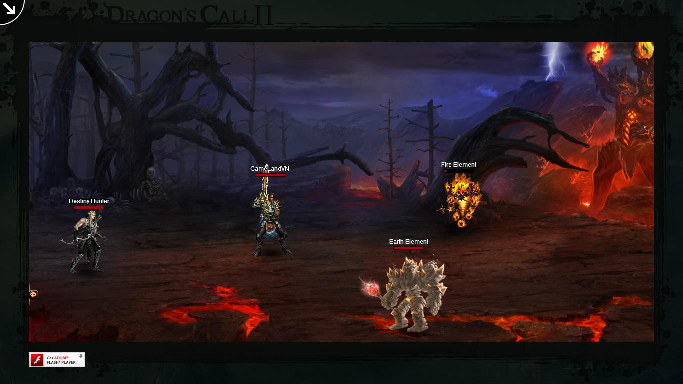 Một số hình ảnh về webgame Dragon's Call 2 - Ảnh 14