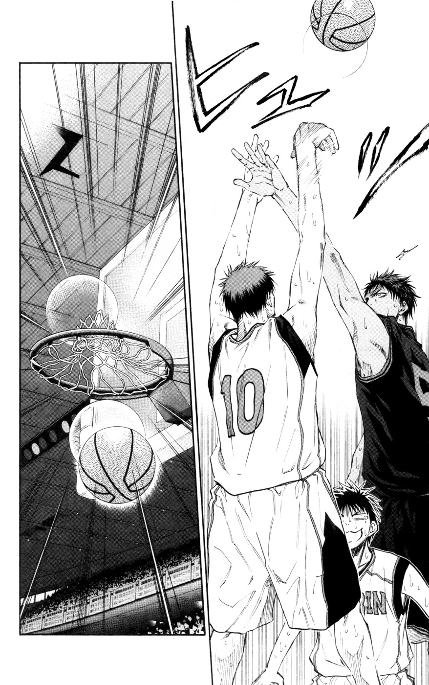 Kuroko no Basket Manga Chapter 122 - Image 11