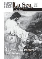 Hoja Parroquial Nº548 - Yo estoy con vosotros  todos los días. Iglesia Colegial Basílica de Santa María de Xàtiva - Sexto aniversario de la erección de la colegiata.