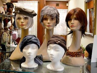 Colección de pelucas Hermanas Celaya