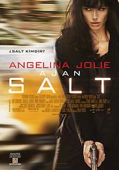 Ajan Salt - Sinema Filmi