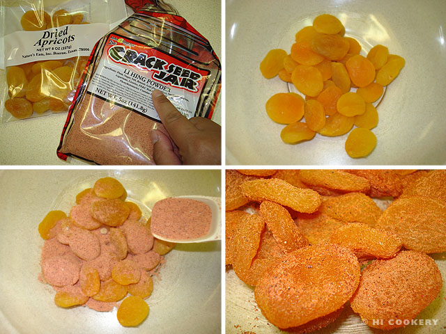 Li Hing Apricot