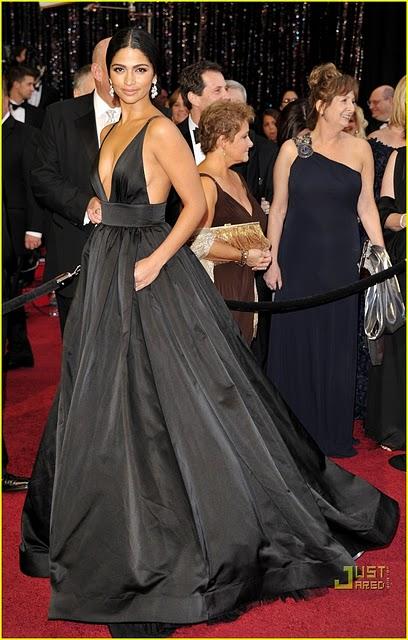 matthew mcconaughey and camila alves oscars. Matthew McConaughey and Camila