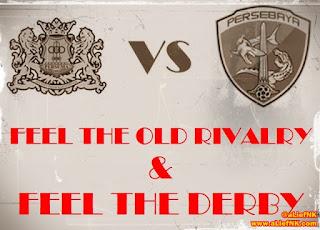 Persema vs Persebaya | Feel The Old Rivalry [image by @aLiefNK]