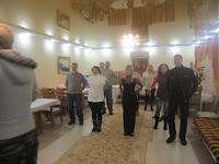 Фоторепортаж с тренинга по ньяса-йоге 12-18 февраля 2012г в Карпатах.761