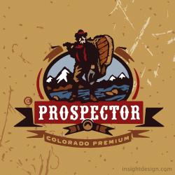 Colorado Prospector Brand logo