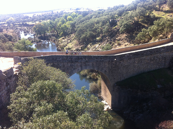 Puente de La Marmota