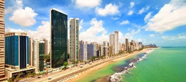 Férias em Recife, Pernambuco
