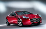 Aston Martin Rapide S released