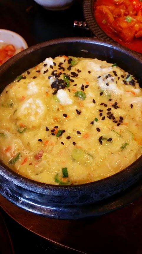 Steamed Egg In Hot Pot Rm10 90 For The Girls
