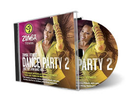 Zumba Fitness Dance Party Vol. 02
