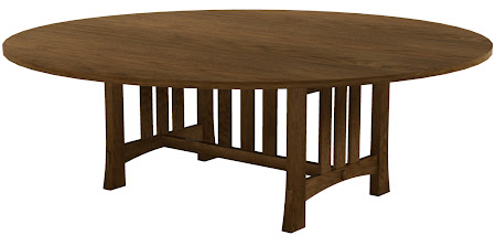 "80"" x 50"" Seville Conference Table in Blackened Oak"