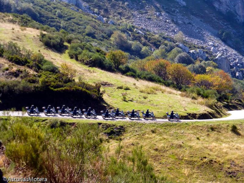 Escapada Torrestío-alto La Farrapona Septiembre de 2014