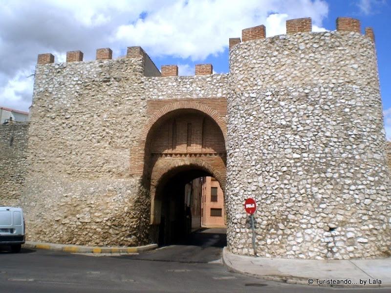 Puerta de San Miguel, Olmedo