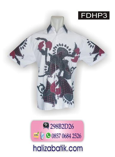 model baju, gambar batik, atasan batik, FDHP3